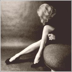 Marlene Dietrich—not sure who the photographer is.