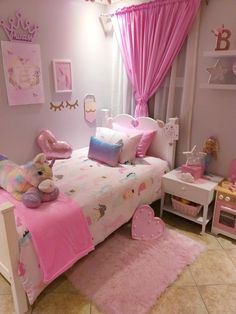 Bellas Mermaid Bedroom – My World Girls Bedroom Furniture Sets, Pink Bedroom For Girls, Little Girl Rooms, Bedroom Themes, Girls Canopy, Canopy Beds, Canopy Bedroom, Bunk Beds, Girls Room Design