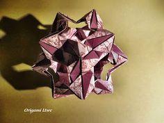 Origami, Fleurogami und Sterne: Spielerei