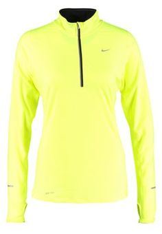Nike Performance ELEMENT - Long sleeved top - volt/black/reflective for £40.00 (24/01/15) with free delivery at Zalando