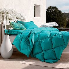 St. Tropez Solid Lightweight Down Comforter From The Company Store