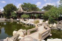 Chinese Garden of Serenity - Santa Lucija, Malta