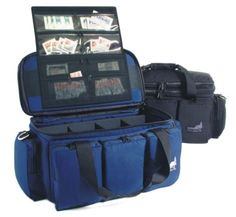 Trainer Bags- We have innovative products for sports medicine trainers, physicians, and others who specialize in this industry