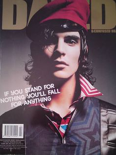 DAZED & CONFUSED FEB 2002 IF YOU STAND FOR NOTHING... | eBay