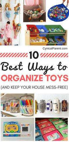 Have the toys taken over your home? Keep your home mess-free with these tips for the best way to organize toys, and reclaim your space again! Playroom Organization, Home Organization Hacks, Organizing Your Home, Organizing Ideas, Playroom Ideas, Organized Mom, Getting Organized, Toddler Snacks, Toy Storage
