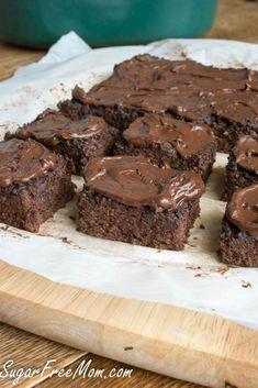 Crock Pot Chocolate Quinoa Brownies