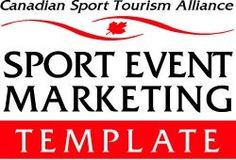 Sport Event Marketing Template