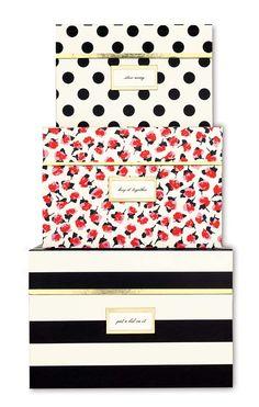 Kate Spade - Nesting Boxes