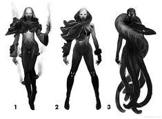 Massive Black : Concept Art