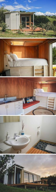 LITTLE HOKI TINY CONTAINER CABIN
