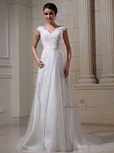 Wedding dress Tivoli by Atelier Ivoire