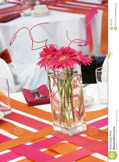 Wedding Table Set For Fun Dining During A Banquet Event - Lots O - Download From Over 56 Million High Quality Stock Photos, Images, Vectors. Sign up for FREE today. Image: 1513126