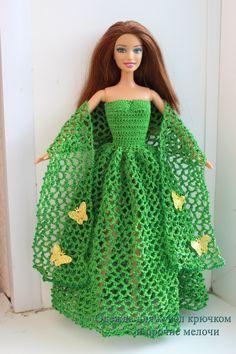 Вечерние платья для Барби – 10 photos   VK