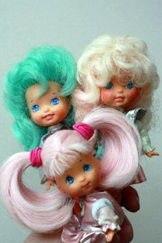 Moon Dreamer Dolls.