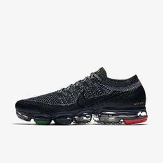 Nike Air Max 2018 Elite Hot Black Red Gold Shoes For Men