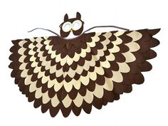 BHBKidstyle Kid' owl costume