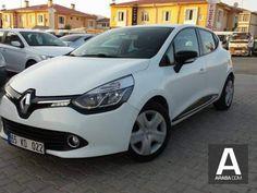 Renault Clio 1.5 dCi Touch PLUS NAVİGASYON YOKUŞ