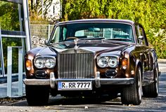 Rolls Royce Silver Shadow I