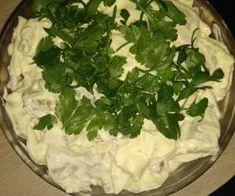 Sałatka z pieczarek Feta, Salsa, Cabbage, Grains, Food And Drink, Rice, Vegetables, Desserts, Recipes