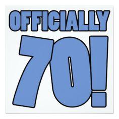 70th birthday gag gift card 70th birthday ideas pinterest 70th birthday humor card bookmarktalkfo Image collections