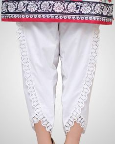 New Pics Tulip pants Suggestions Long are living the tulip ! Plant that brightly colored gem now for a gorgeous screen at the begini Kurti Designs Party Wear, Salwar Designs, Blouse Designs, Fashion Pants, Women's Fashion Dresses, Tulip Pants, Salwar Pants, Salwar Pattern, Pakistani Dresses Casual
