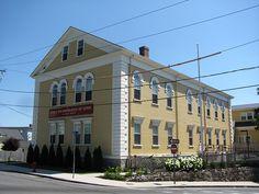Old Lynn High School, Lynn MA