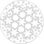 This page has a lot of winter,snowman,snowflake,snow mandala for kids.