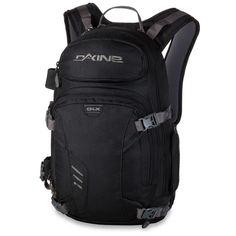 Dakine Heli Pro 20L DLX - Black