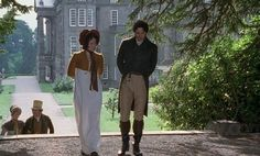 Pride and Prejudice: Walk in the footsteps of Miss Bennet and Mr Darcy