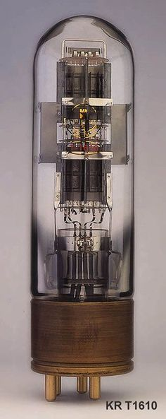 KR T1610 Tube. Awesome.