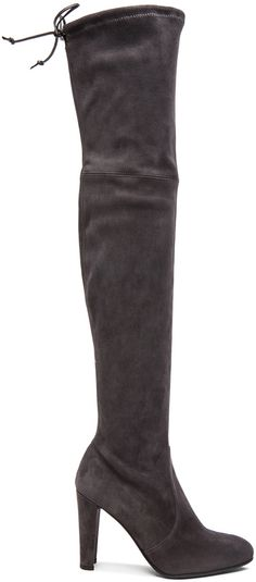 46134b8ece73 Stuart Weitzman Highland Suede Boots - wish list status Over Knee Suede  Boots, Thigh High