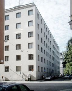 Sigurd Lewerentz - Riksförsäkringsverket, Stockholm 1931