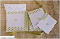 Mini Album - PaperNova Design
