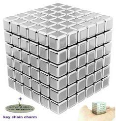 Magnetic cube puzzle (216pcs-5mm x 5mm)