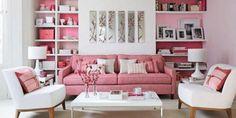 Decoração rosa é tendência em 2016 – Arrisque sem medo!