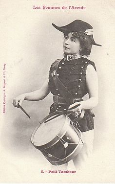 1902's Women of the Future Trading Cards