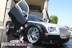 Chrysler 300c just wow