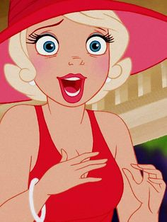 Lottie.                                                           Disney. princess and the Frog