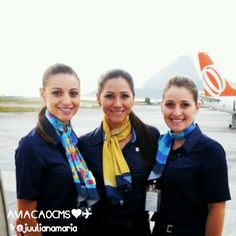 Azul Airlines Stewardesses