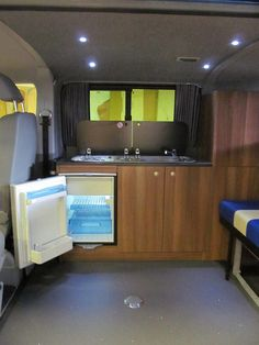 Vanguard Conversions only uses Altro flooring in their camper conversions!