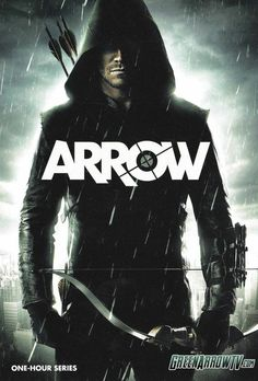 Arrow - Stephen Amell