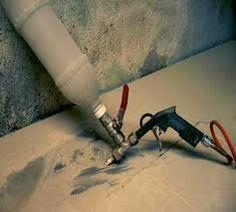 Image result for Home-made sand blaster