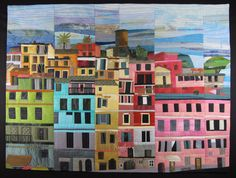 vernazza quilt - Google Search