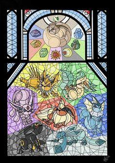 The Church of Eeveelutions