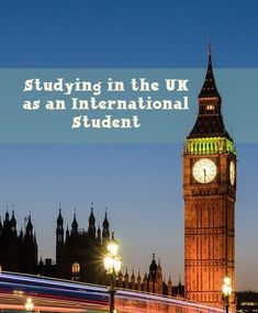 Studying abroad is a very exciting prospect, which is why millions of students do it every year. Learn more about studying abroad in the UK in this post. Study Abroad London, Study In London, Moving To England, Moving To The Uk, College Survival Guide, Uk Universities, Student Loans, Europe Packing, Traveling Europe