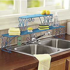Over The Sink Shelf | Cute. | Pinterest | Sink Shelf, Sinks And Shelves