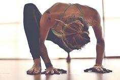 Basic yoga poses for runners. #running #yoga