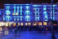 Łódź Poland Light Move Festival Poland, Desktop Screenshot, City, Cities
