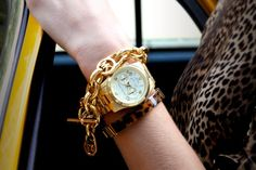Michael Kors Invites You to an Arm Party