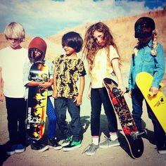 the team #skate